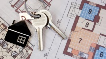Keys to your awesome new apartment.