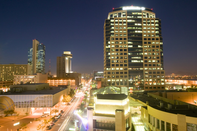 Phoenix has re-energized its downtown core with new development.