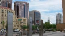 Central Phoenix is attracting more renters.