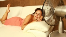 A few fans can help keep you cool during the sweltering Phoenix summer.