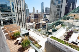 OneEleven Apartments in Chicago