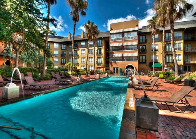 Post Midtown Square Apartments in TX Houston