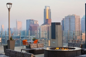 Amazing Views from Austin Apartments