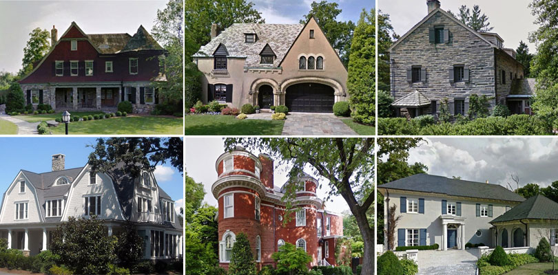 The evolution of home architecture in Washington D.C.