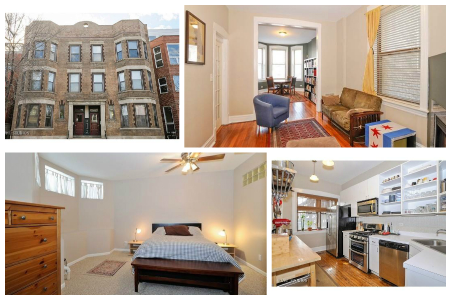 Condo for sale at 2119 West Armitage Avenue in Bucktown Chicago