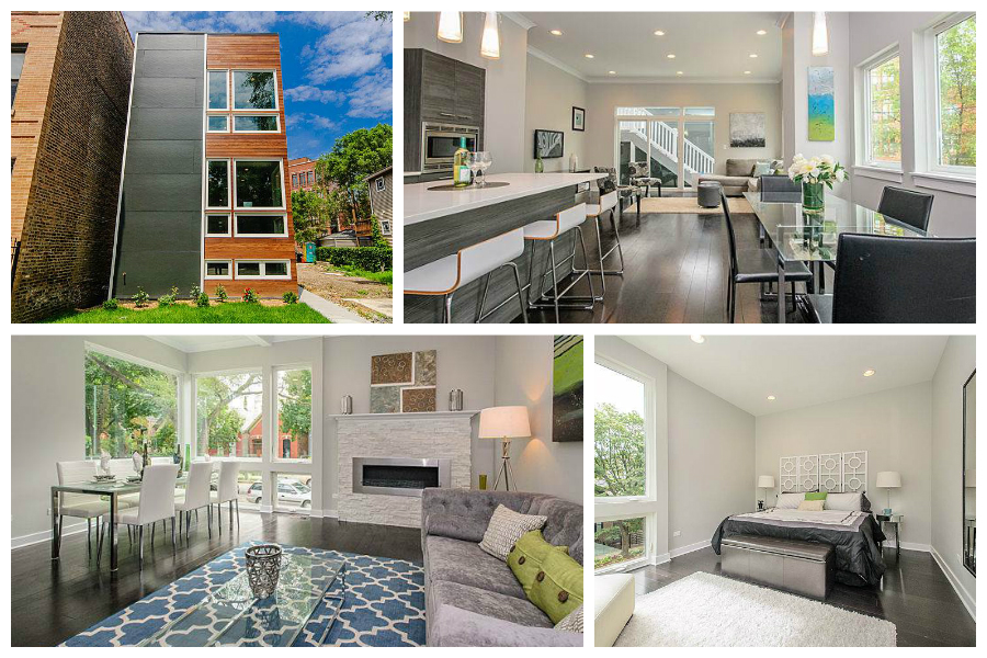 Home for sale at 2346 West MOFFAT Street in Bucktown