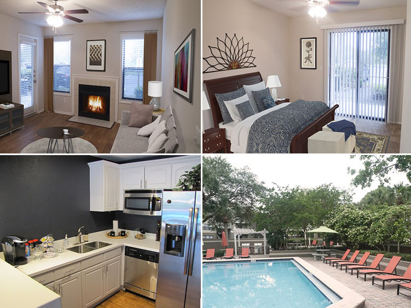 Awesome Apartments In Jacksonville For Around 900 Month The City S Average Rent Rentcafé Rental Blog