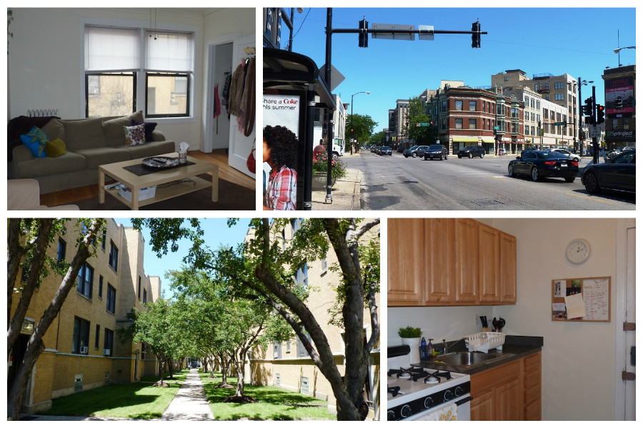 1617 1633 West Belmont Apartments in Lakeview