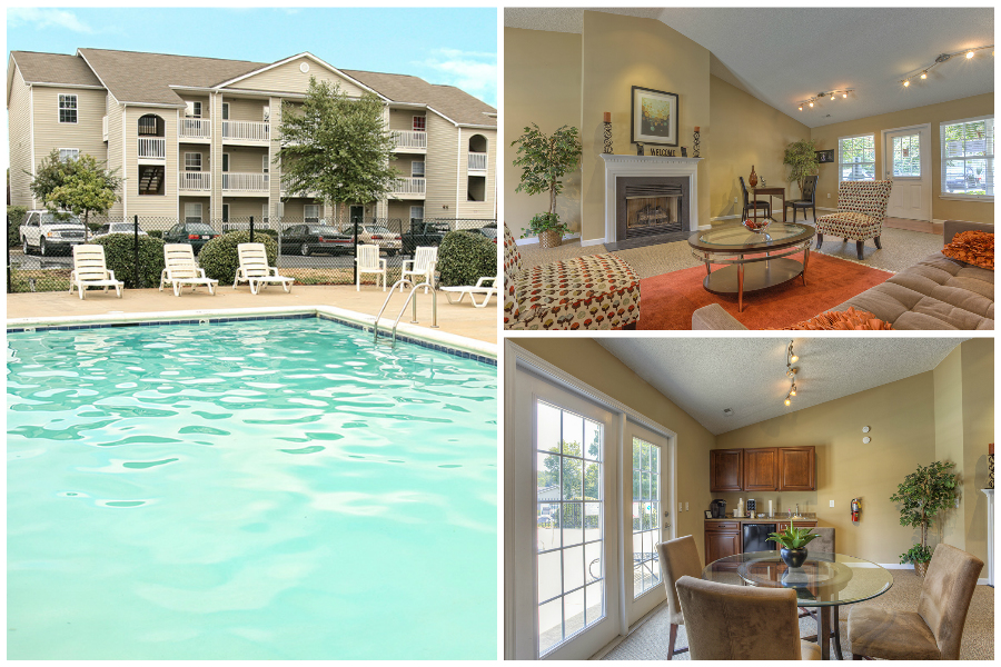 Check Out These Gorgeous 2 Bedroom Apartments In Charlotte