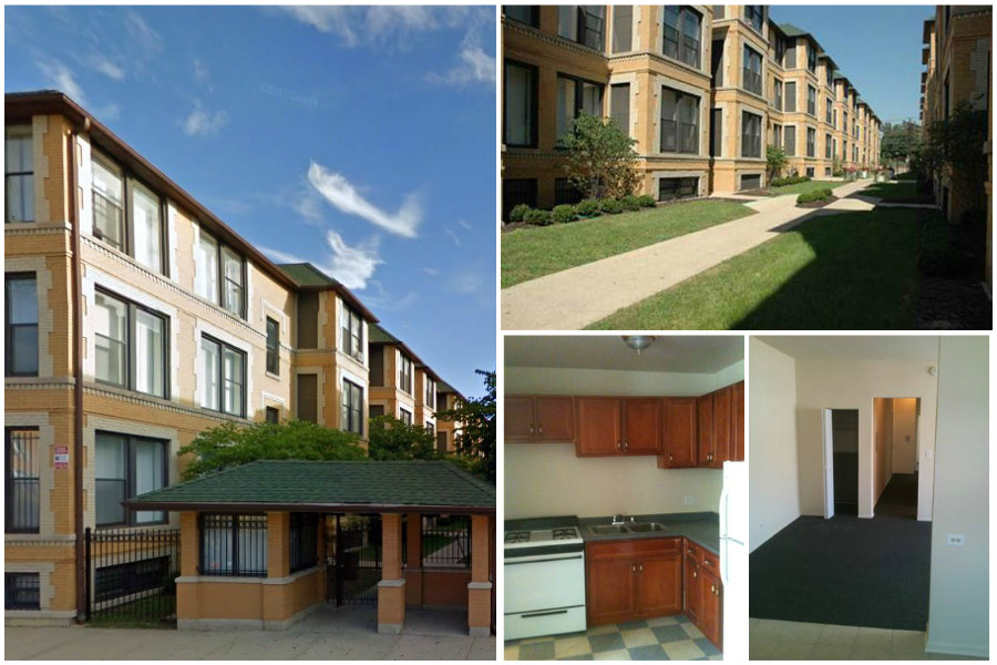 4631 S. Lake Park Apartments in North Kenwood Chicago IL