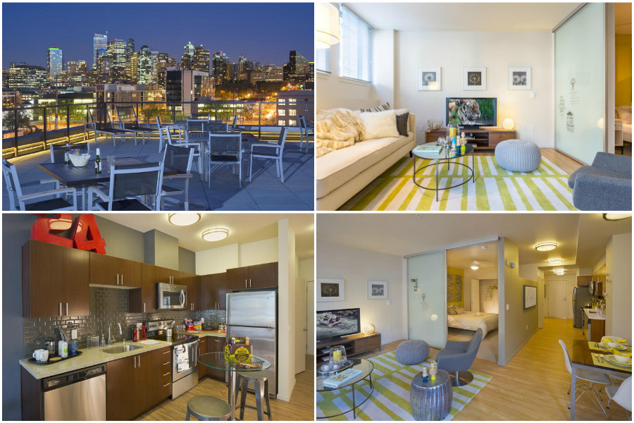 6 Studio Apartments in Seattle You Can Rent Right Now