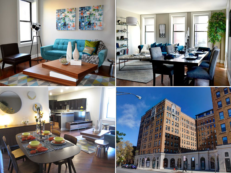 Somerset Place Apartments for rent in Chicago