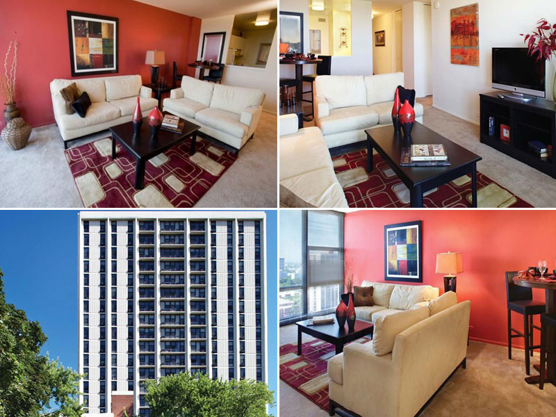 York Terrace Apartments for rent in Chicago