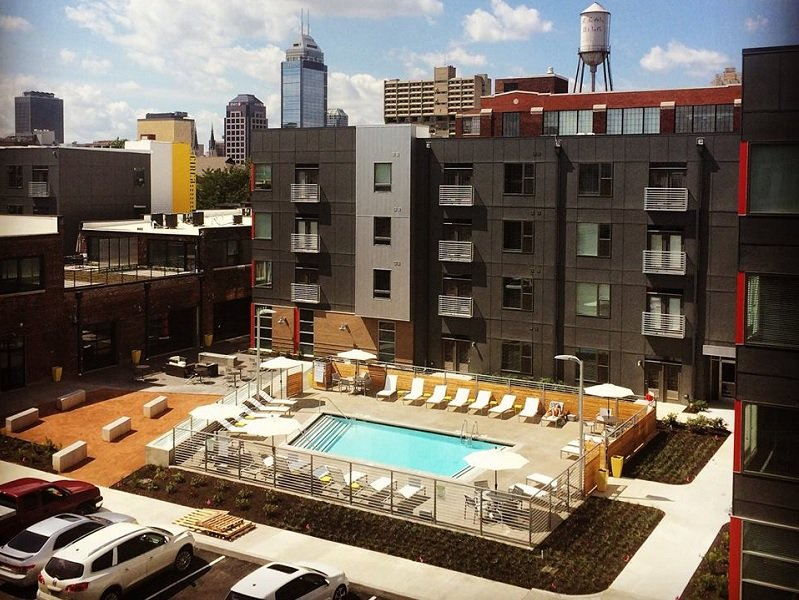 Circa Apartments for rent in Indianapolis