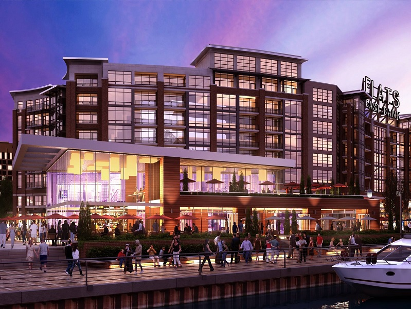 Flats at East Bank in Cleveland