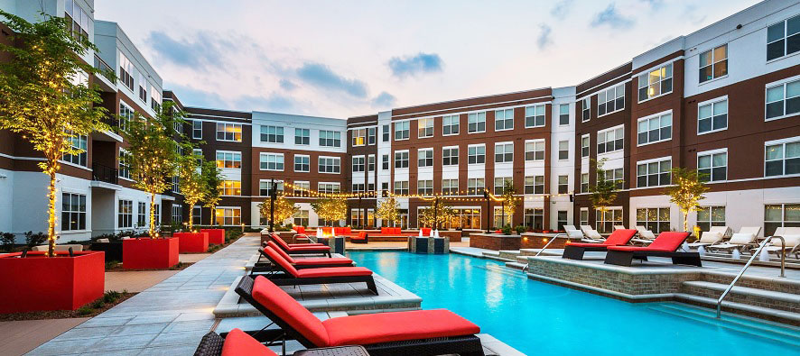 Largest Rental Developments in Greater Cleveland Completed in 2015