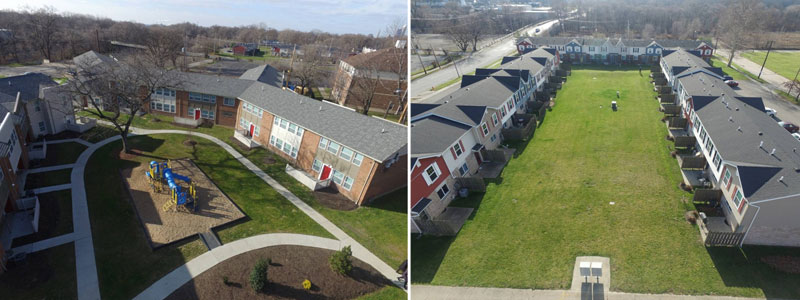 New Community Place Apartments in Cleveland