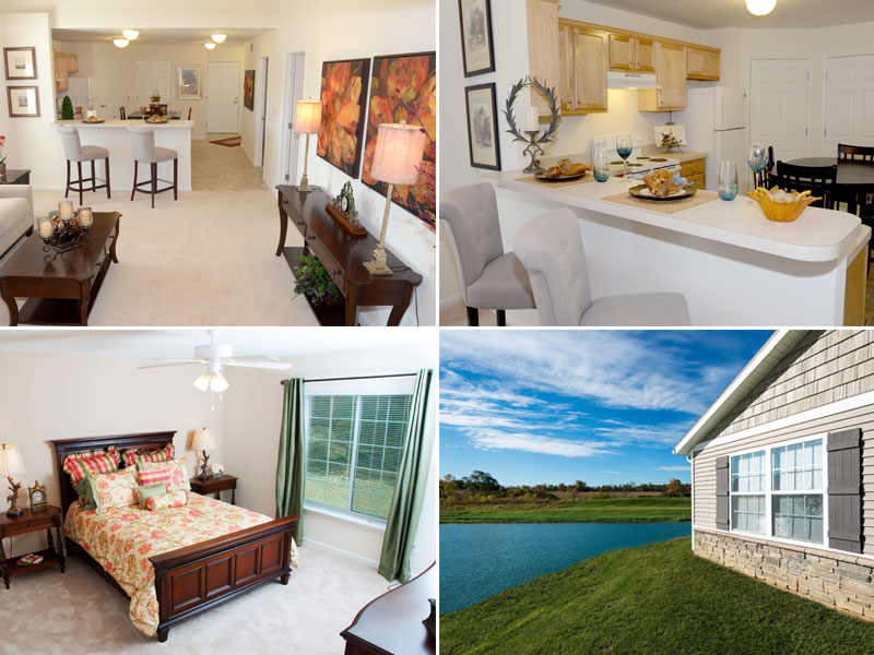 Retreat at Stonecrest by Redwood Homes for rent in Wadsworth
