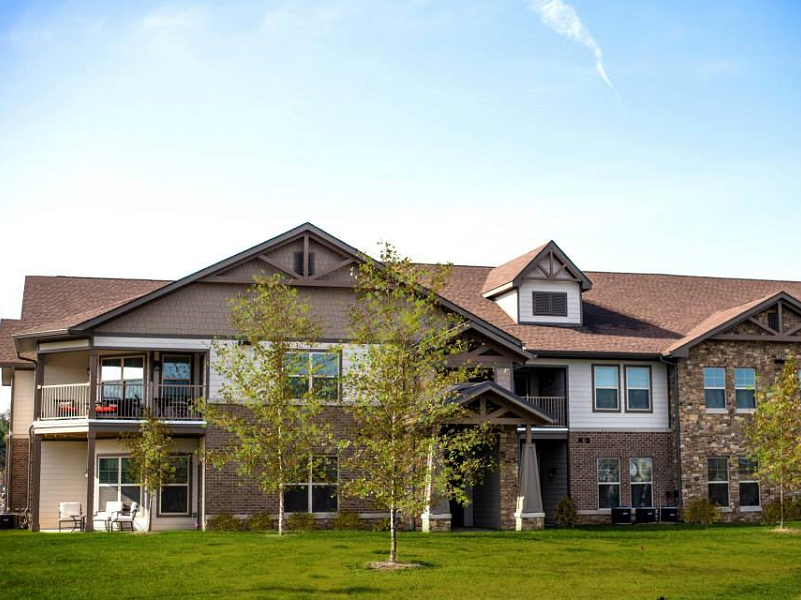 The Bridgewater Apartments for rent in Carmel