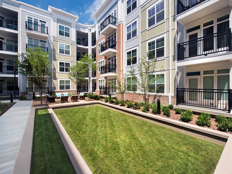 The Depot at Nickel Plate Apartments for rent in Fishers