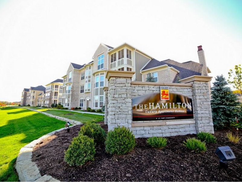 The Hamilton Apartments for rent in Fishers