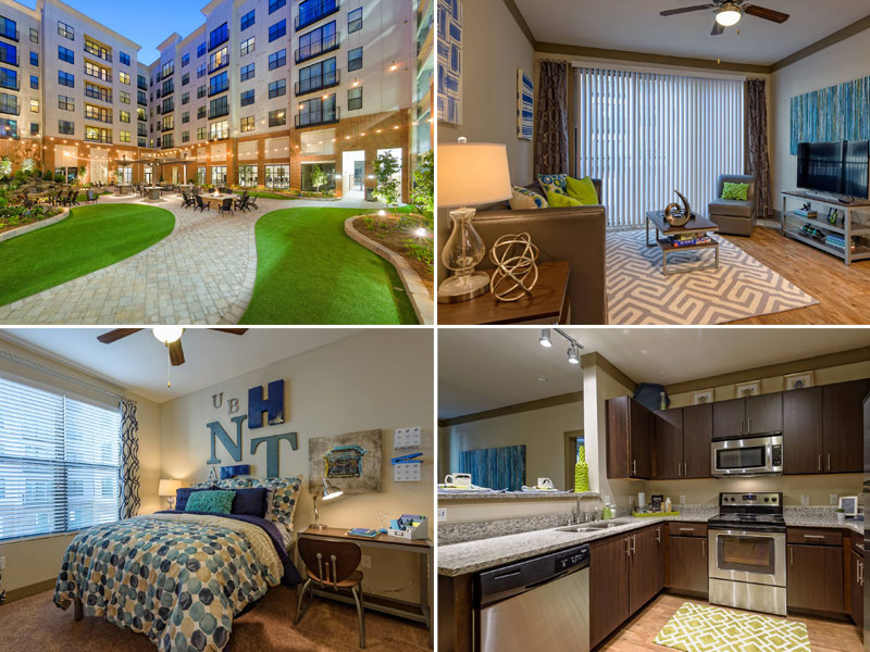 The Standard at St. Louis Apartments for rent