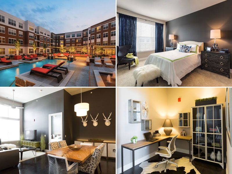 The Vue Beachwood apartments for rent