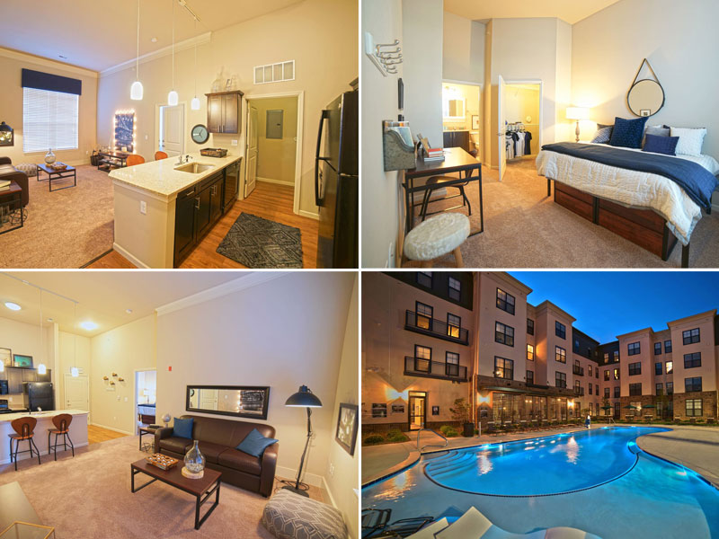 West Pine Lofts for rent in St. Louis