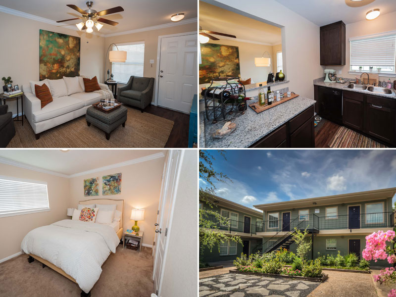 5 Awesome Apartments for Rent in Houston Under $800/Month