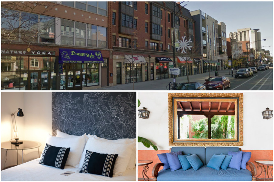 Apartments for rent at 2027 W. Division St. in Chicago