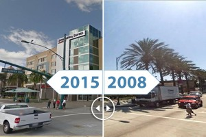 Anaheim CA Time-Lapse Images of a Changing City