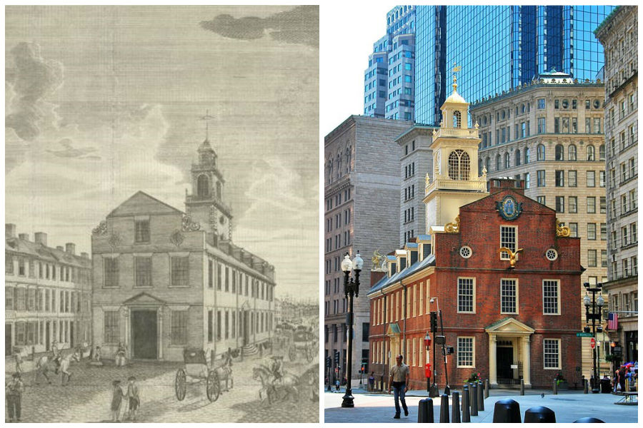 Walk In Hamilton S Shoes 8 Iconic Musical Locations Then Now