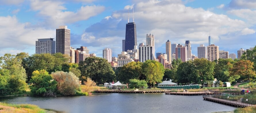 10 of the Highest-Rated Apartment Communities in Chicago