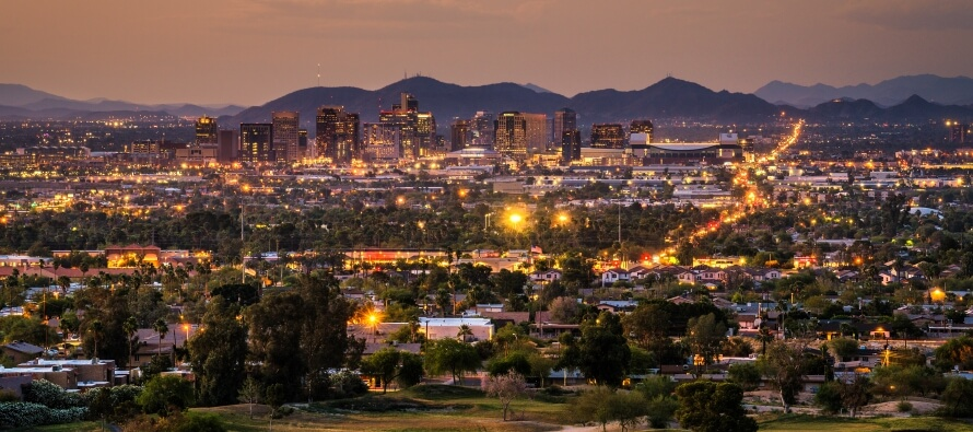 Phoenix Rents Lag behind Most of the Metro in Spite of Good Growth Rate