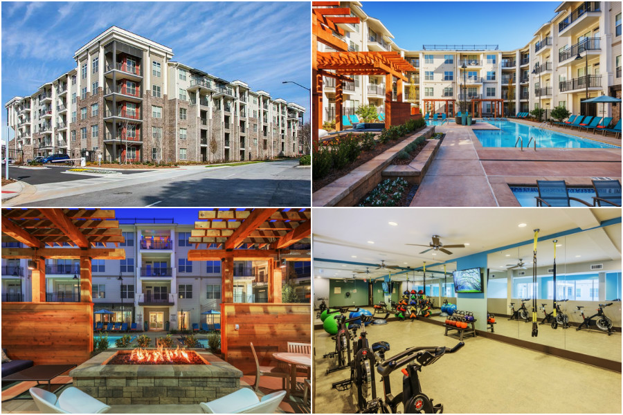 Accent North Druid Hills in Atlanta Largest Developments 2016