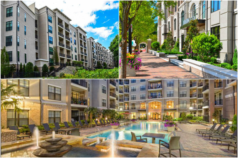 Heights at West Midtown in Atlanta Largest Developments 2016