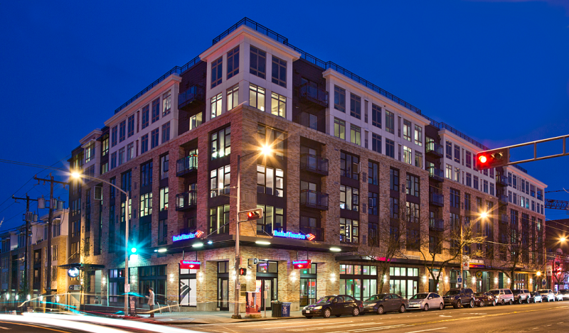 Rent Cafe Broadway Seattle Apartments for Rent