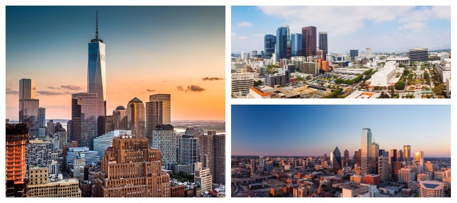 Best U.S. cities for apartment construction 2017
