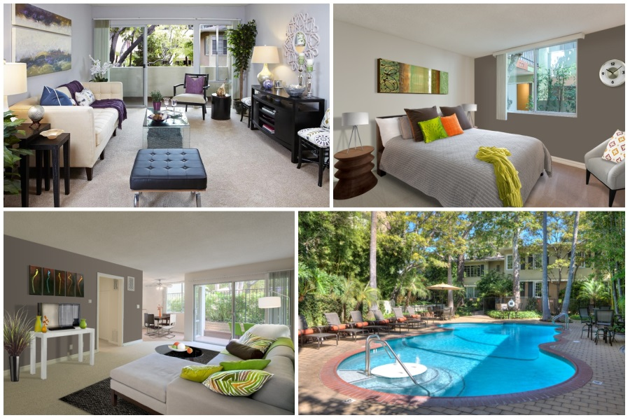 Sunset Barrington Gardens Apartments for Rent in Brentwood, Los Angeles RentCafe