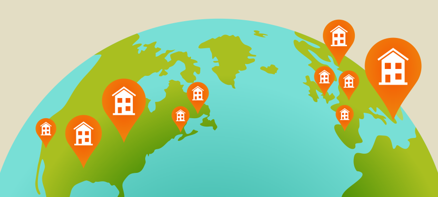 What Is $1,500 Worth Worldwide: Rent Per Square Foot around the Globe