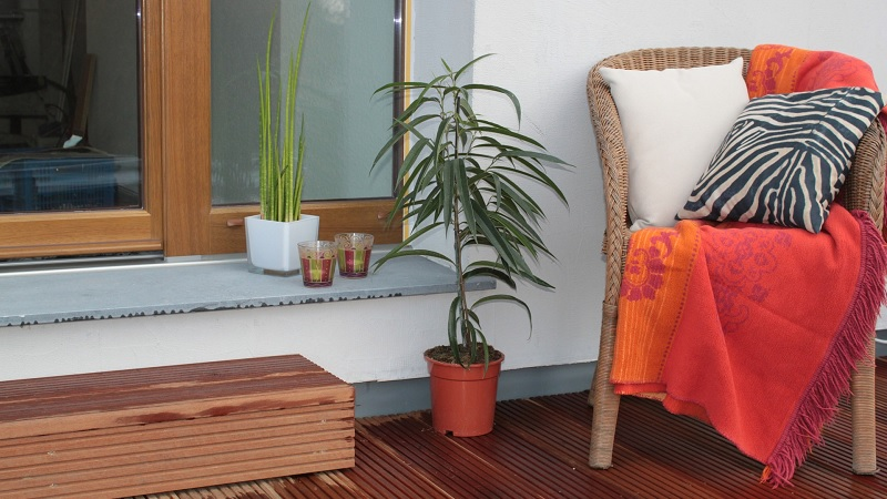 Furniture for the balcony