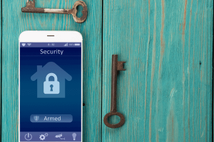 Home security smart devices