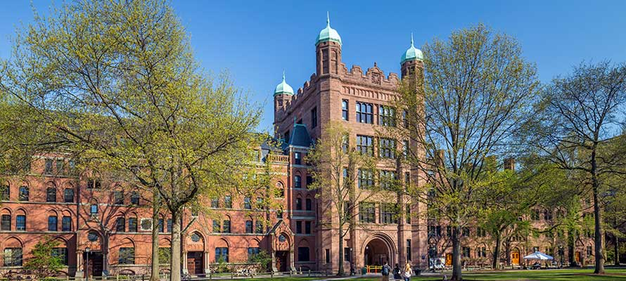 yale university apartments for college students