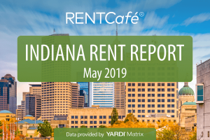 Indiana Rent Report - May 2019