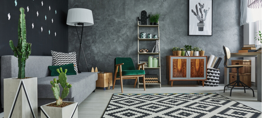 How To Pull Off The Coolest Interior Design Trends Rentcafe Rental Blog