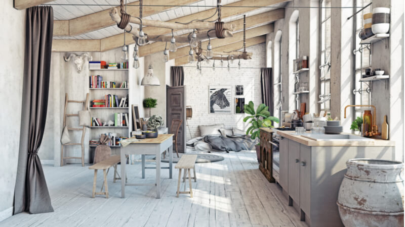 shabby_chic_living_room_and_entrance