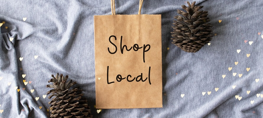 shop local alpharetta