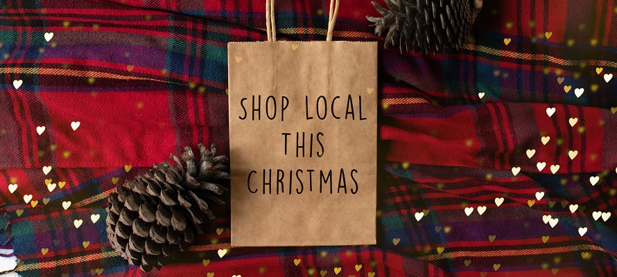 shop local christmas
