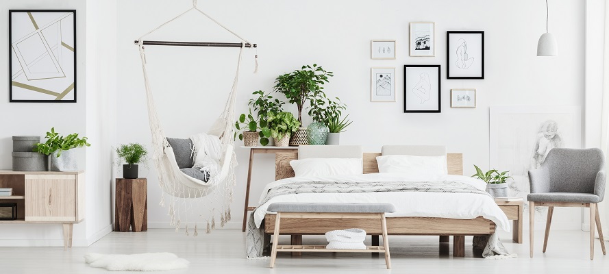 How To Make A Small Bedroom Look Bigger With 8 Tiny Ideas