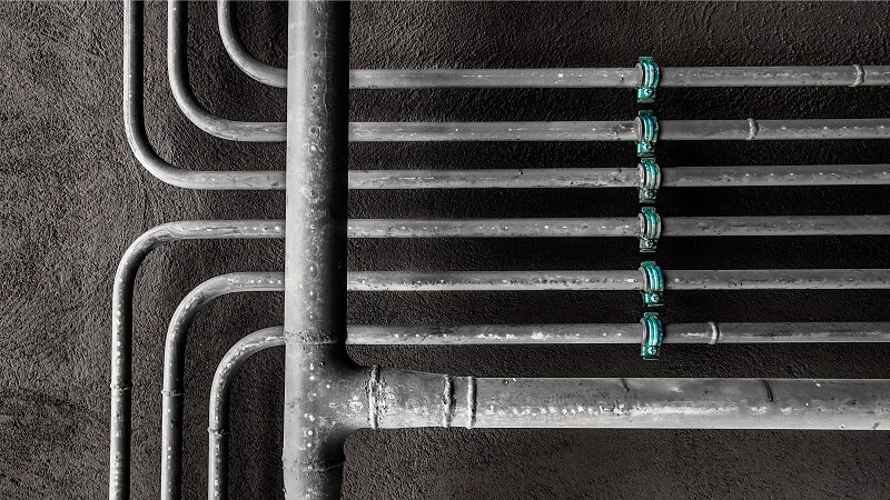 water pipes system